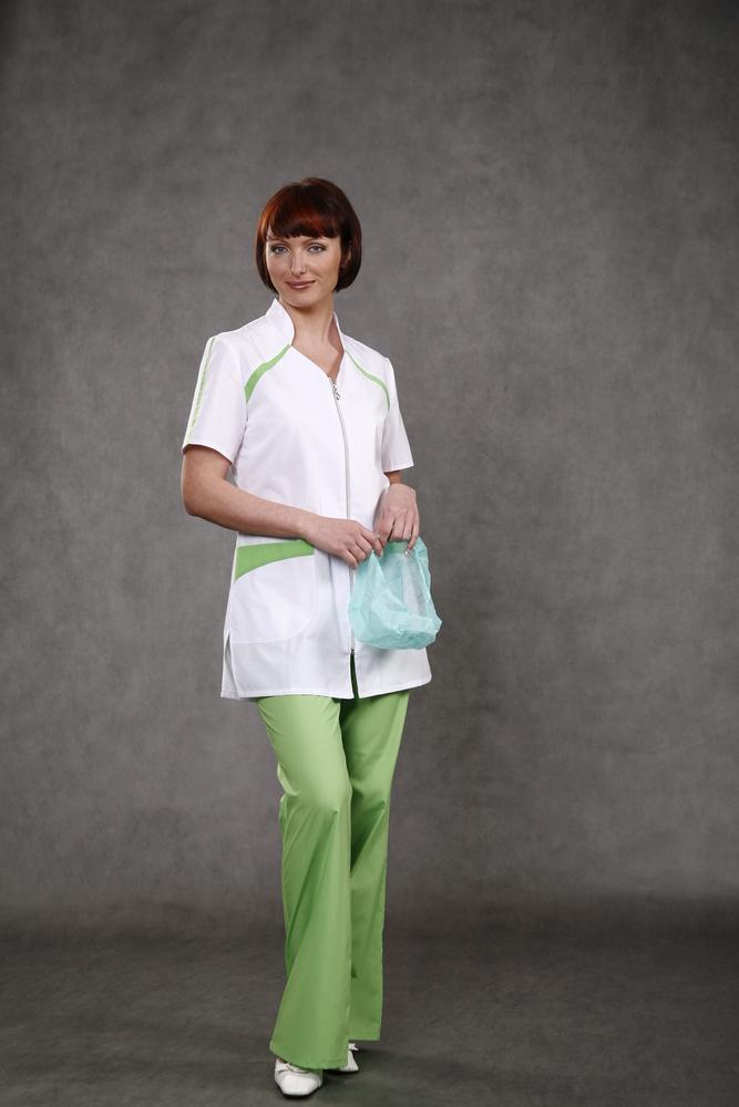 Блузон женский Ривьера с брюками