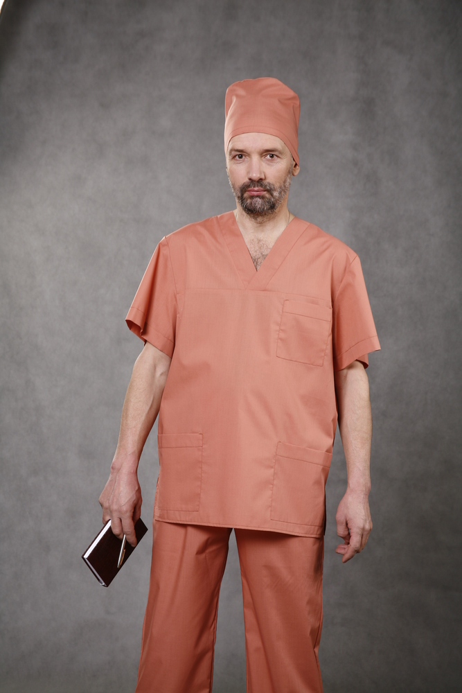 Костюм мужской Хирург