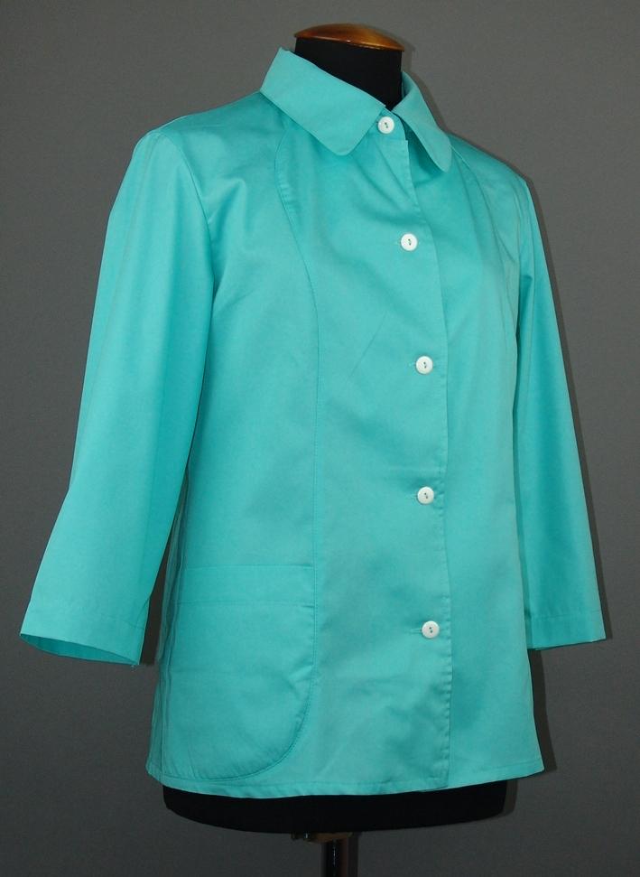 Блузон женский укороченный Альбион с брюками (СКЛАД)